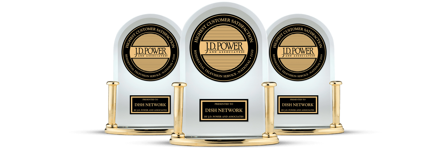 DISH Customer Satisfaction - Ranked #1 by JD Power - Andy's Satellite & Home Services in Geneva, AL - DISH Authorized Retailer